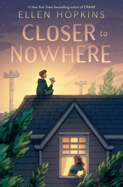 Image of cover of Closer to Nowhere by Ellen Hopkins